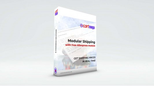 Modular Shipping for OC 2.3.x